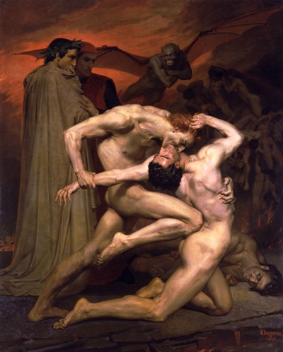William-Adolphe_Bouguereau_(1825-1905)_-_Dante_And_Virgil_In_Hell_(1850)_resize