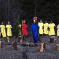 2011 winter solstice ceremony in Canada