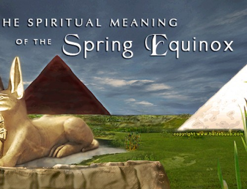 New Article – The Spiritual Meaning of the Spring Equinox