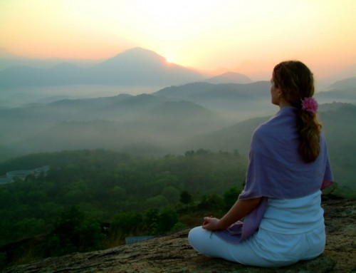 Meditating on an Inner State – New Article