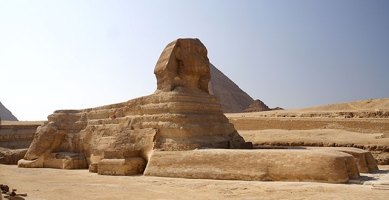 Decoding The Ancient Meaning Of The Sphinx And Its Origin As Anubis