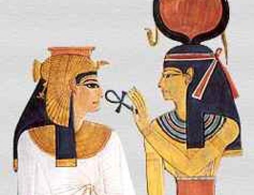Reestablishing the Feminine in Godhead – New Article