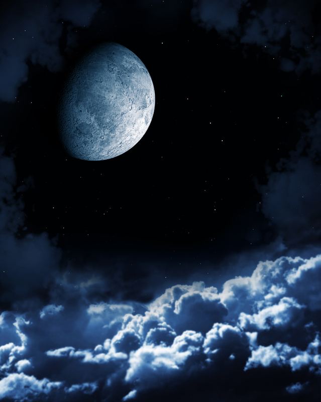 the moon influencing the subconscious