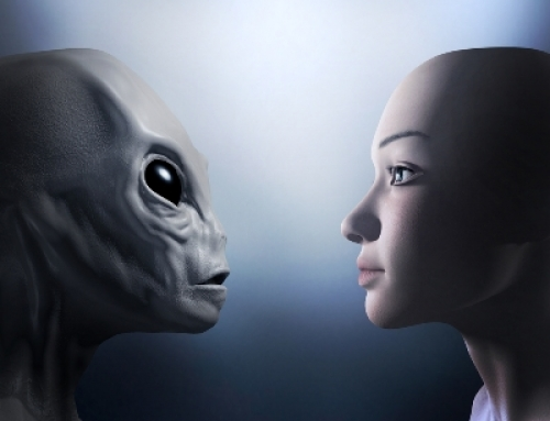 Making Contact with Extraterrestrials Through Other Dimensions