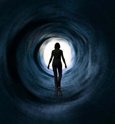 """There are now thousands (if not hundreds of thousands) of compelling accounts of people who have experienced leaving their bodies in a near-death experience, and witnessing the hidden or """"esoteric"""" side of reality."""