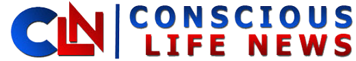 Concious Life News website logo