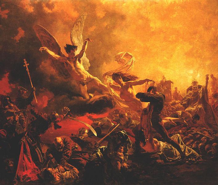 Zichy Mihály_A démon fegyverei