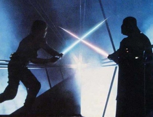 The Danger of Becoming the Darkness When Fighting the Dark Side