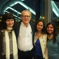 The Mystical Life Publications team with Graham Hancock.