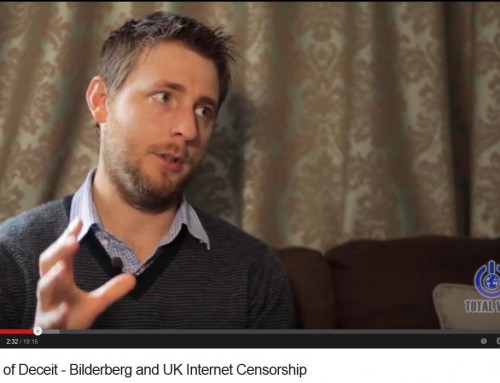 Total View episode: Web of Deceit – Bilderberg and UK Internet Censorship