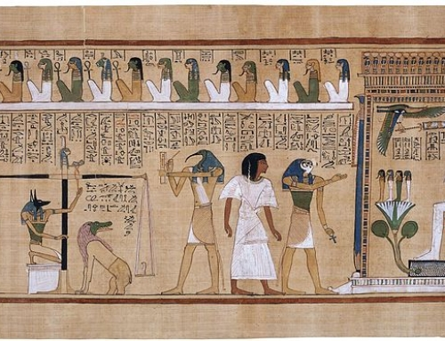The Resurrection in the Pyramid Texts