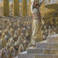 A painting of King Solomon who the odes are attributed to, but who is very unlikely to be their real author.