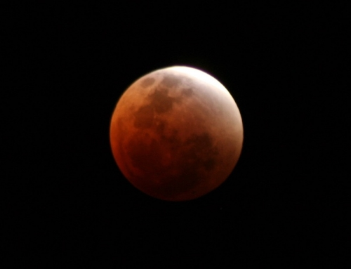 The ominous influence of the four blood moons