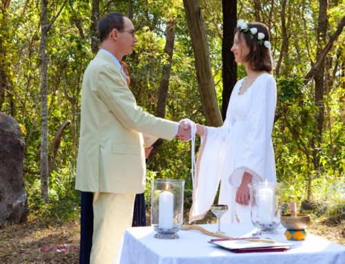 A Spiritual Wedding Ceremony – New Article