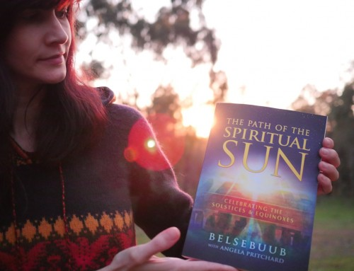 The Path of the Spiritual Sun now available in paperback