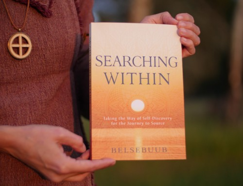 Searching Within by Belsebuub now in paperback