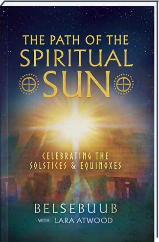The Path of the Spiritual Sun by Belsebuub